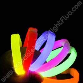 Bracelets Lumineux Triples (33 u.)