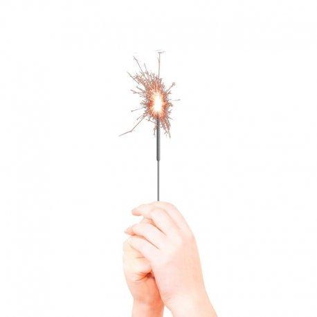 10 Cierges Magiques Bâtons