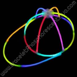 Gorra Fluorescente