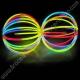 Sphères Fluo Bicolores