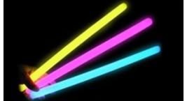 Bâtons Lumineux Fluorescents