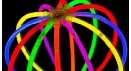 Sphères Phosphorescentes