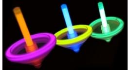 Toupies Phosphorescentes