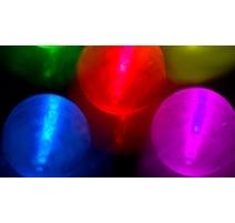 Balles Phosphorescentes en gomme