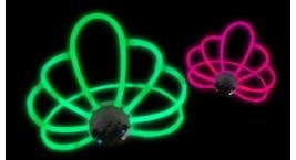 Couronnes Phosphorescentes